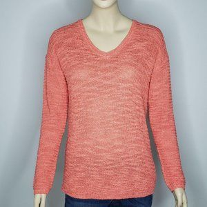 Calvin Klein Jeans Open Knit Pullover Sweater S
